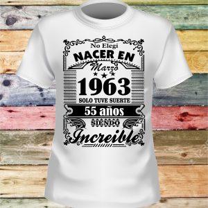 Camisetas Personalizadas 16