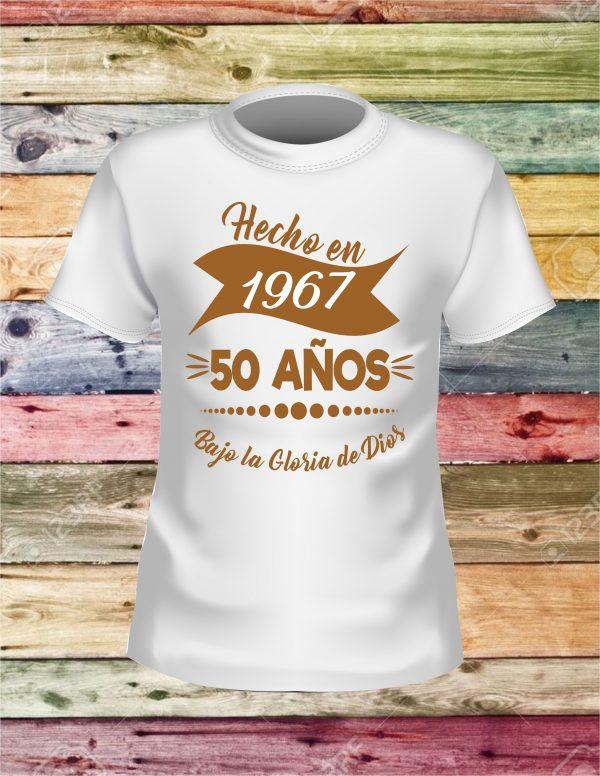Camisetas personalizadas 18