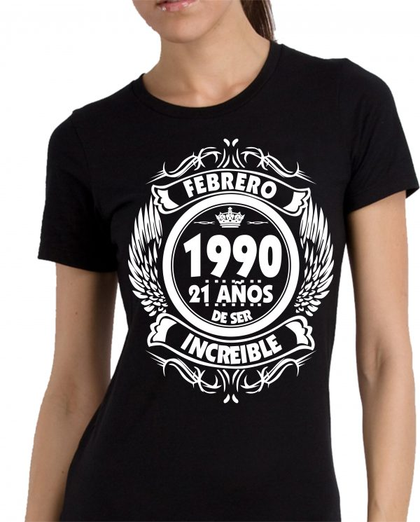Camisetas personalizadas 7