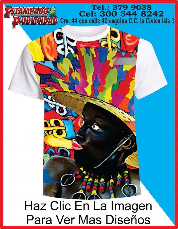 Camisetas de-Carnaval 2019 negrito
