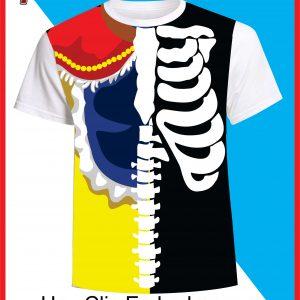 Camisetas de Carnaval barranquilla 2019