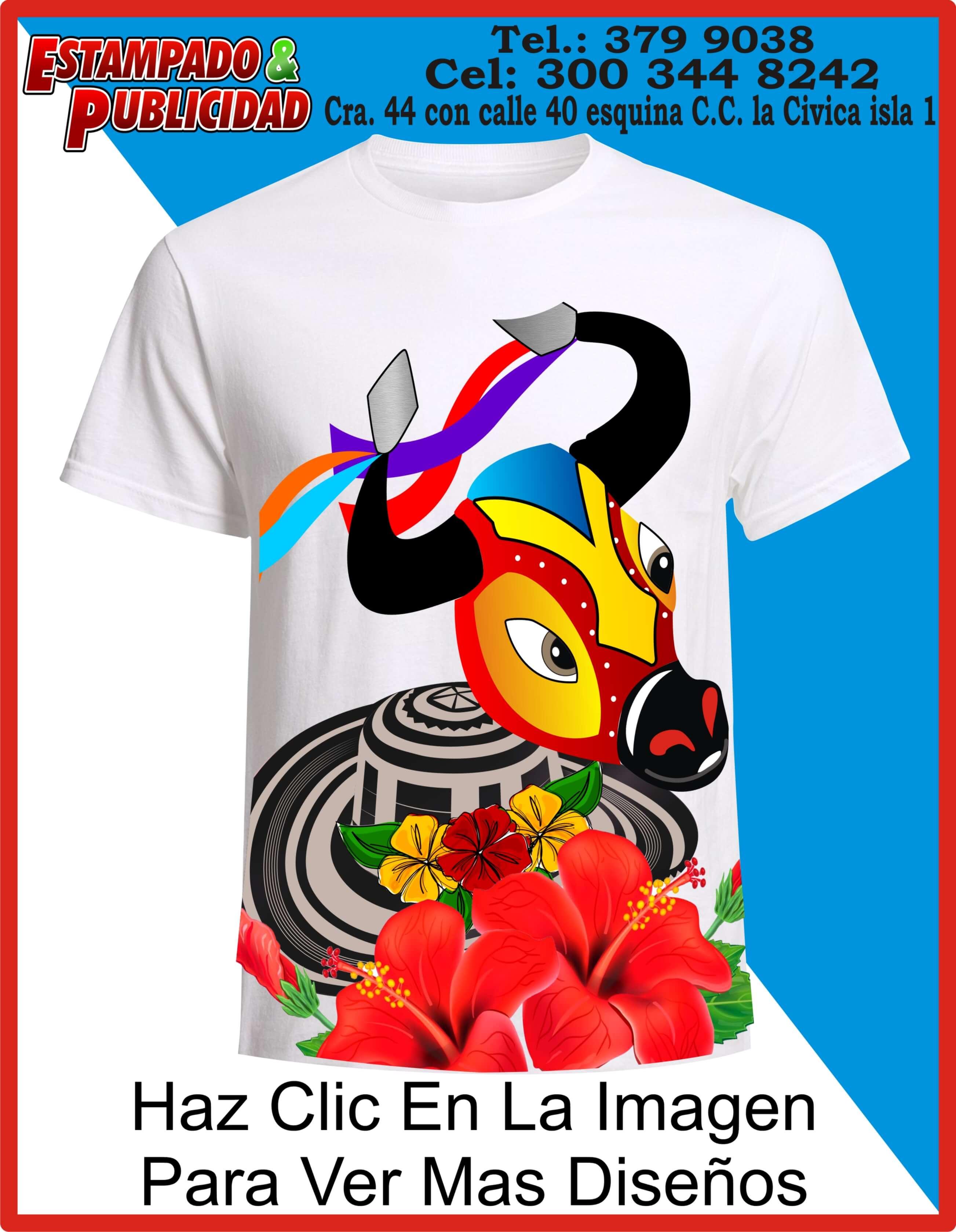 f02ac70567f camisas de carnaval barranquilla - Estampado y Publicidad