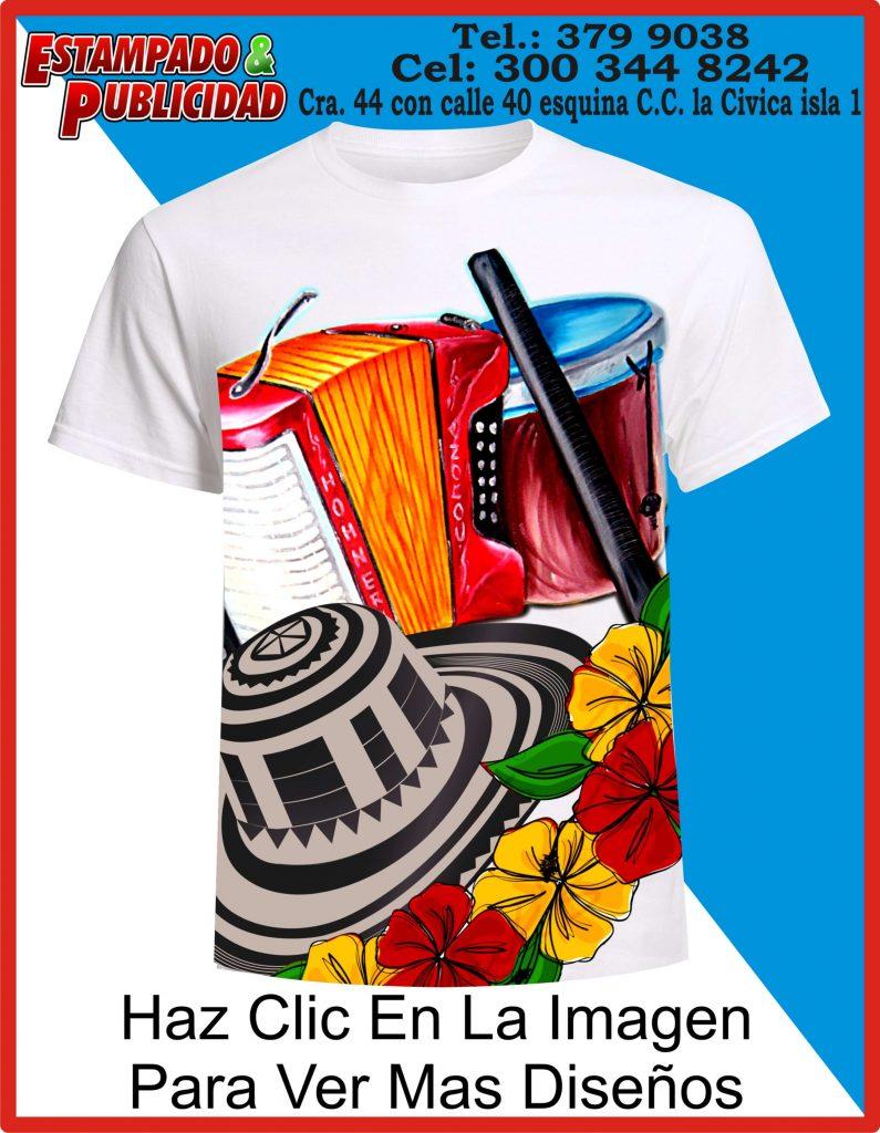 camisas de carnaval pintadas a mano