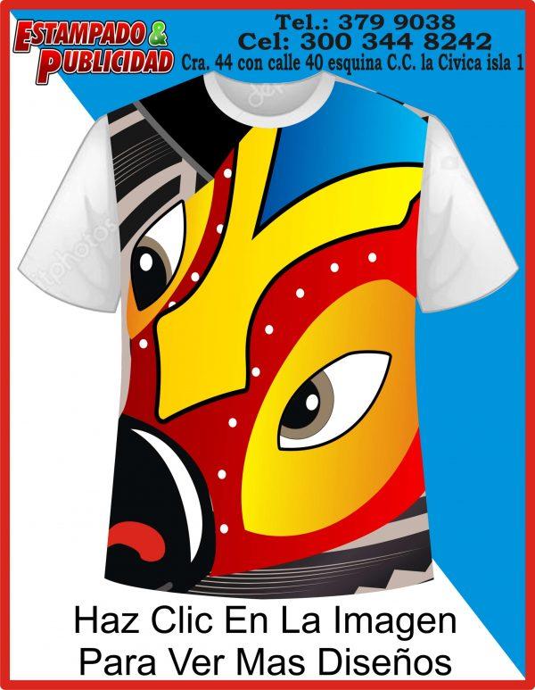 camisas de carnaval torito