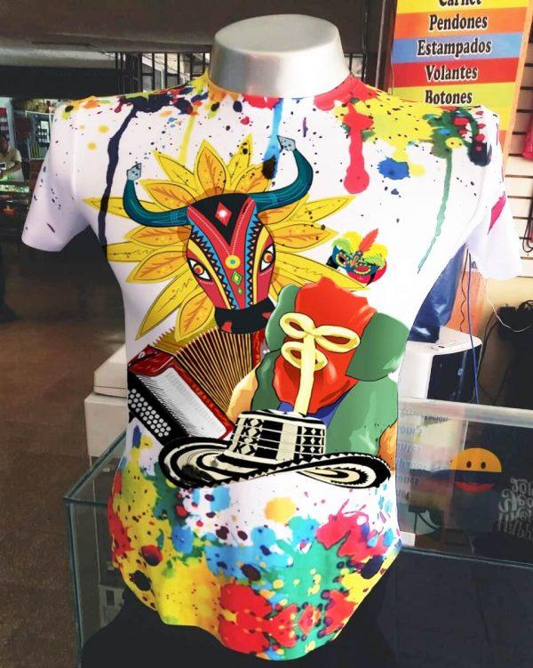 camisetas de carnaval 2019