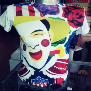 camisetas de carnaval junior