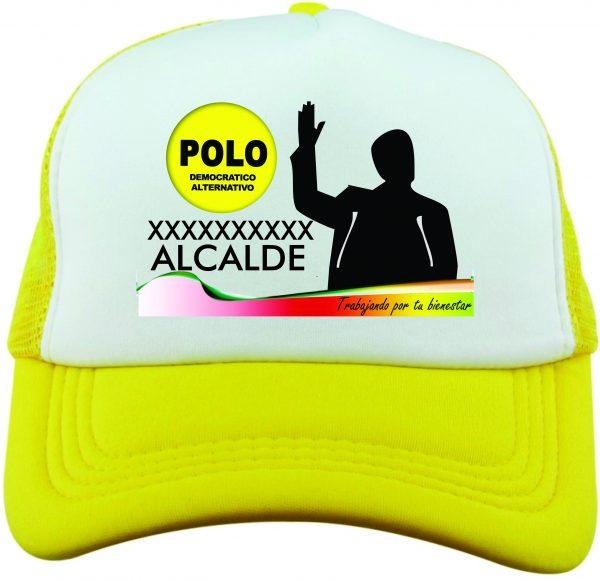 Gorras para campañas politicas 10