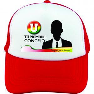 Gorras para campañas politicas 2