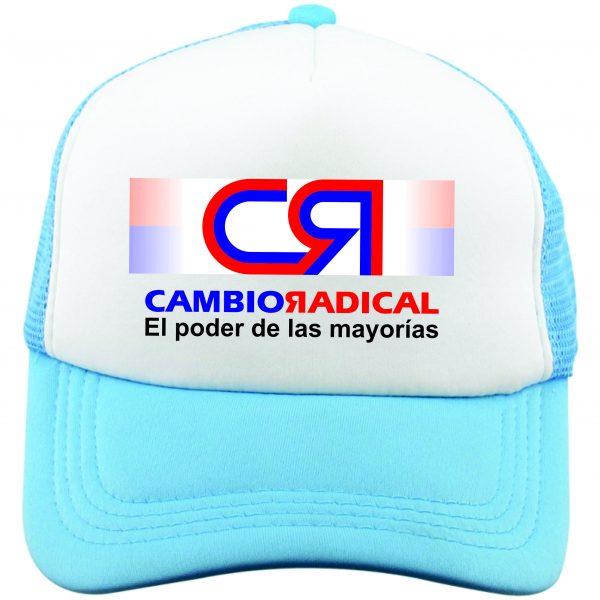 Gorras para campañas politicas 3