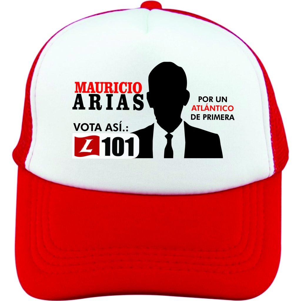 Gorras para campañas politicas 6
