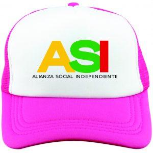 Gorras para campañas politicas 7