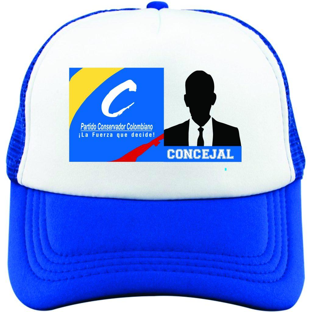 Gorras para campañas politicas 9