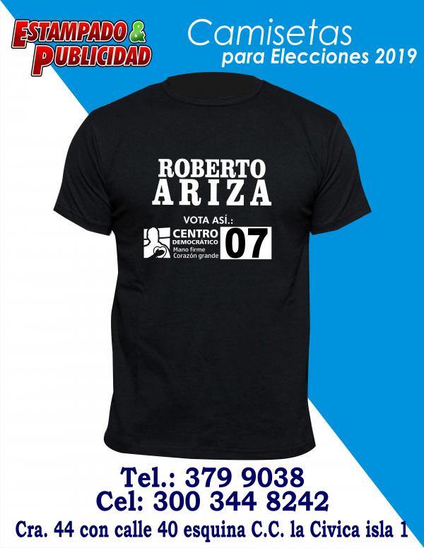 camisetas para campañas politicas 3