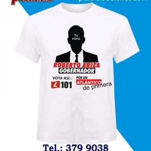 camisetas para campañas politicas 5