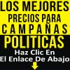 camisetas para campañas politicas