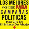 camisetas campañas politicas