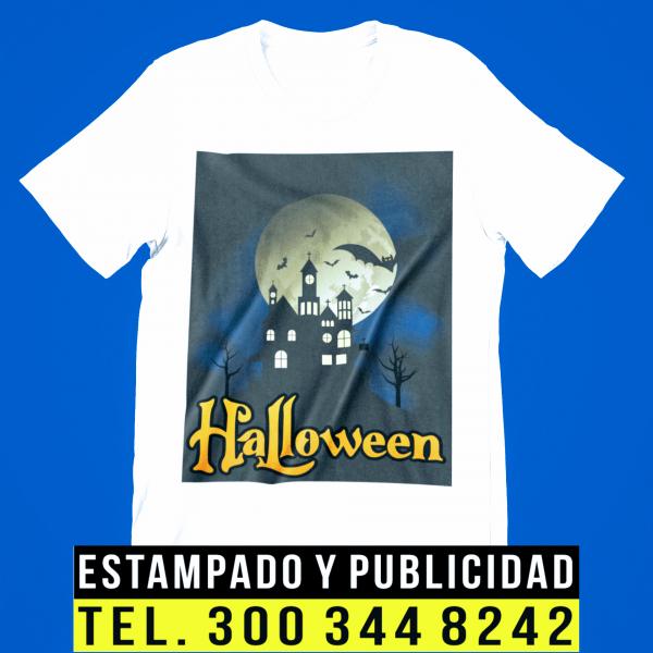 camisetas para halloween 28
