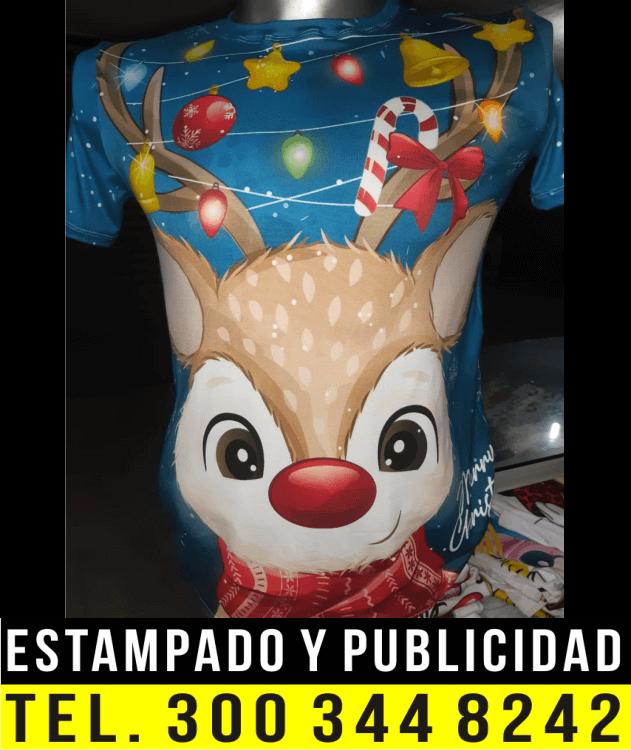 Camisetas de navidad 2020 01