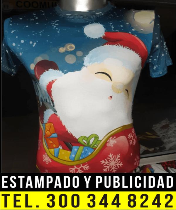 Camisetas de navidad