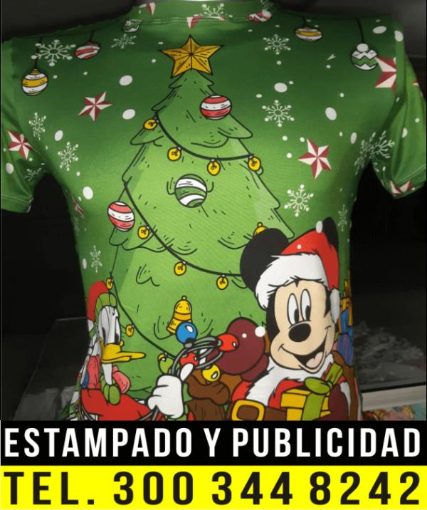 camisetas de navidad 2020 03
